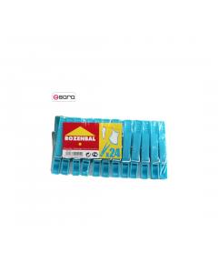 Set 24 carlige rufe plastic