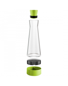 Carafa Slow Slim verde 1.0 L