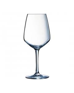 Set x6 pahare 30 cl vin alb Juliette
