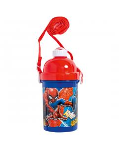 Termos plastic Spiderman