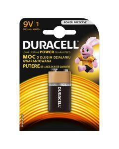 Baterie Bassic 9V, Duracell