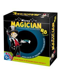 Set Magicianul, 25 de trucuri, D-Toys