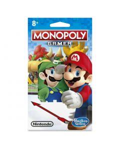 Punguta figurina personaj Monopoly Gamer