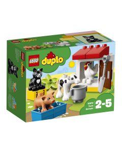 LEGO DUPLO Animalele la ferma