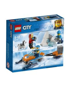 LEGO City Echipa arctica