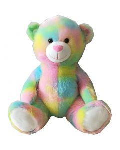 Urs de plus multicolor 40 cm