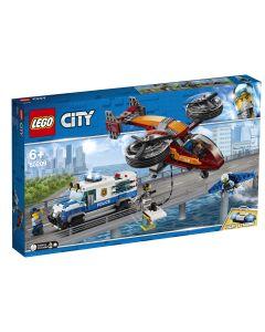 LEGO City Furtul diamantelor