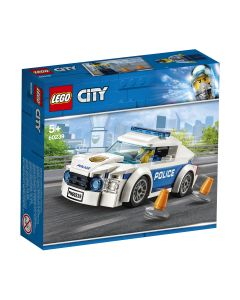 LEGO City Masina pentru patrulare