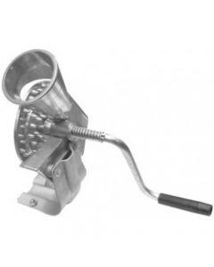 Dispozitiv pentru curatat porumbul din aluminiu