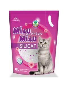 Asternut silicat Miau-Miau 8L