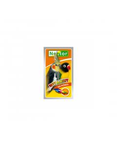 Vitamine pentru papagalii mijlocii