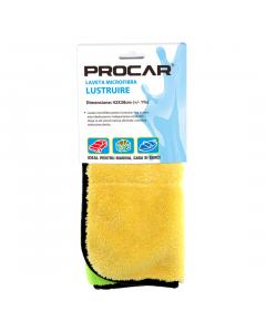 Lavete microfibra lustruire Procar
