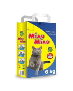 Asternut igienic Miau Miau 6 kg