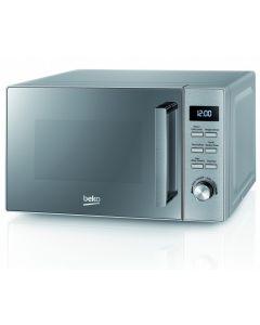 Cuptor cu microunde MGF20210X Beko, capacitate 20 L, putere 800 W, Grill