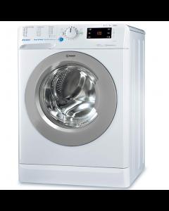 Masina de spalat rufe BWE91484XWSSSEU Indesit, 9 kg, 1400 RPM, A+++, Innex