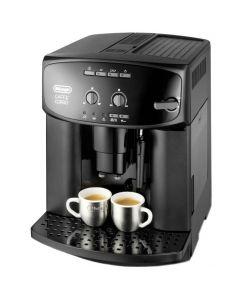 Espressor automat DeLonghi Caffe Corso ESAM2600, 1100W, 15 bar, 1.8 l, Negru