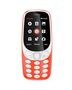 Telefon mobil Nokia 3310, Warm Red, Single SIM