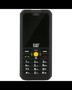 Telefon mobil B30 CAT, Dual SIM, Negru