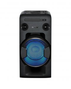 Sistem audio portabil MHCV11 Sony, 470 W, Bluetooth, USB, Mega Bass