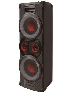 Boxa bluetooth BSBTST400 Poss, 400 W, tower, Bass Boost, karaoke, SD card reader