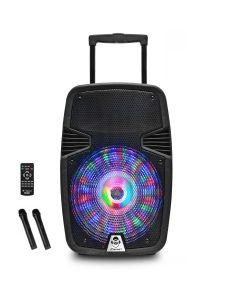Sistem karaoke BHT420MK3 iDance, 500 W, Bluetooth