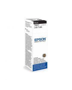 Flacon Epson T6641, original, 70ml, negru