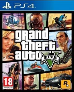 Grand Theft Auto 5 - Ps4