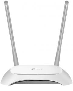 Router wirelesss TL-WR840N TP-Link, 300 Mbps