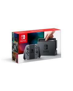 Nintendo Switch Console (With Grey Joy-Cons) - Gdg