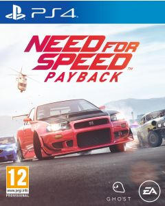 Need for Speed (NFS) Payback PS4