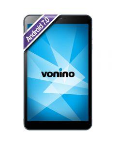 """Tableta Vonino Pluri C8, 8"""" IPS, Quad-Core, 1.30 GHz, 1GB, 16GB, 3G, Dark Blue"""