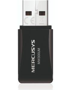 Adaptor WiFi MW30 Mercusys, 300 Mbps