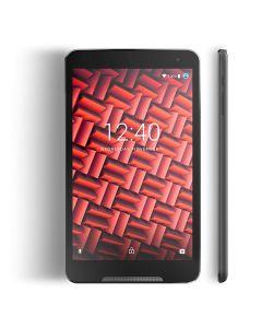 "Tableta 8"" Max 3 Energy + Husa, Wi-Fi, 16GB, 1GB, Android 7.0, Negru"
