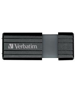 Memorie USB Verbatim, 128 GB, 2.0, Negru