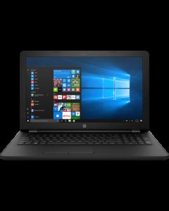 "Laptop HP 15-bs155nq cu procesor Intel Core i3-5005U 2GHz, 15.6"", Full HD, 4GB, 1TB, DVD-RW, Intel HD Graphics 520, Free DOS, Black"