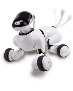 Robot interactiv Smart Puppy Go E-boda, interactiune bionica, senzor infrarosu, bluetooth