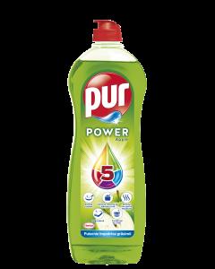 Detergent de vase Pur Power Apple, 900 ml