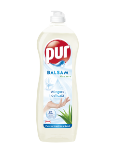 Detergent de vase Pur Balsam Aloe Vera, 900 ml