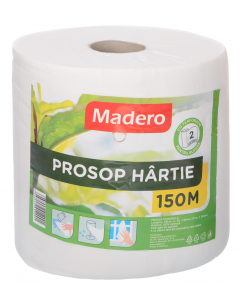 Prosop hartie rola MADERO, 150m