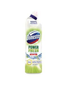 Dezinfectant gel toaleta Domestos Lime, 700 ml