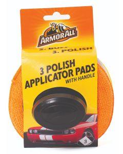 Set 3 Pad-uri pentru Polish, Armor All
