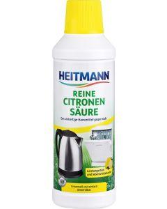 Acid citric pur Heitmann, 500 ml