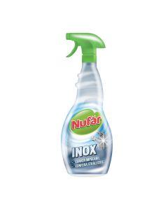 Solutie de curatat inox Nufar, 500 ml