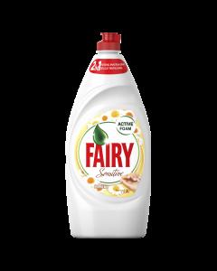 Detergent de vase Fairy Sensitive Chamomile & Vitamin E, 800 ml