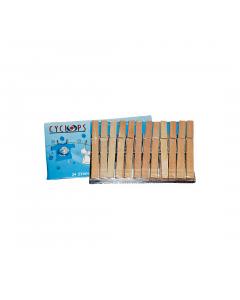 Set 24 carlige lemn, Cyclops