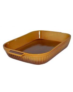 Tava dreptunghiulara ceramica 34x26 cm