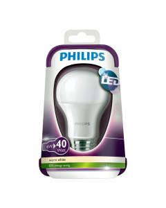 Bec Philips Led A60 40W E27 MAT 2700K