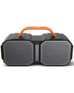 Boxa portabila Blaupunkt BT50BB, Bluetooth, FM, Mp3, microSD, Aux, 10W, Waterproof, Negru