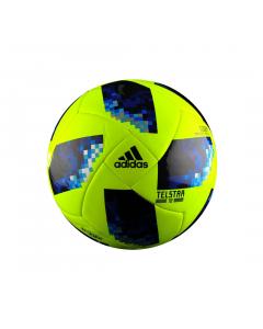 Minge fotbal Adidas World Cup, galben-albastru
