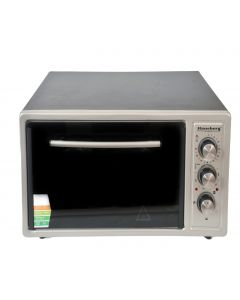 Cuptor electric HB 8000 Hausberg, 1400 W Putere, Capacitate 48L, 320 grade